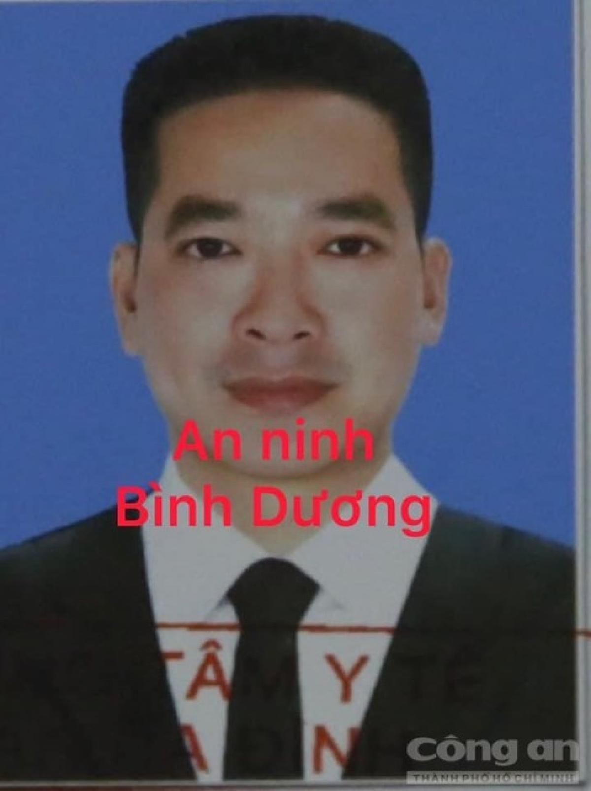 Dương Hoàng Việt Anh.