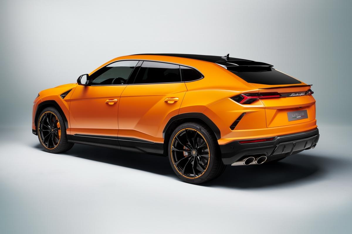 Mẫu SUV Urus đang giúp Lamborghini có được doanh số ấn tượng từ khi ra mắt.