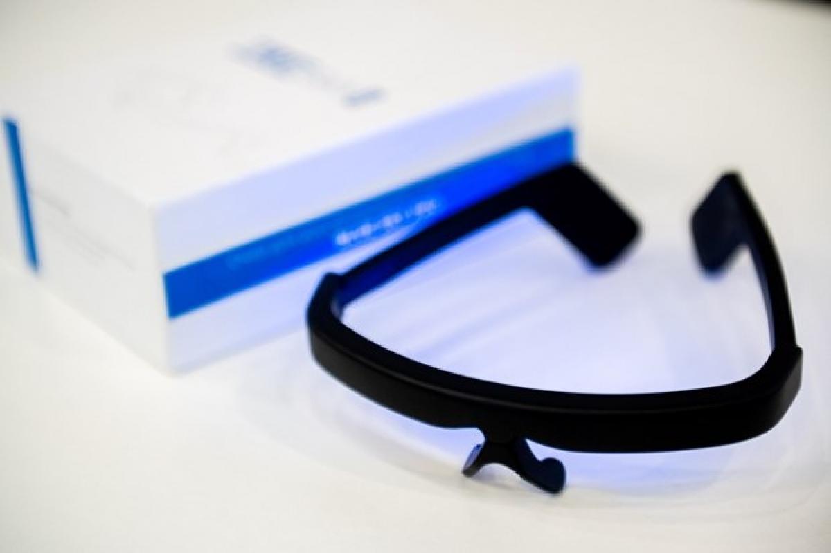 Nga lần đầu tiên giới thiệu kính chống mất ngủ tại Diễn đàn Army-2021
