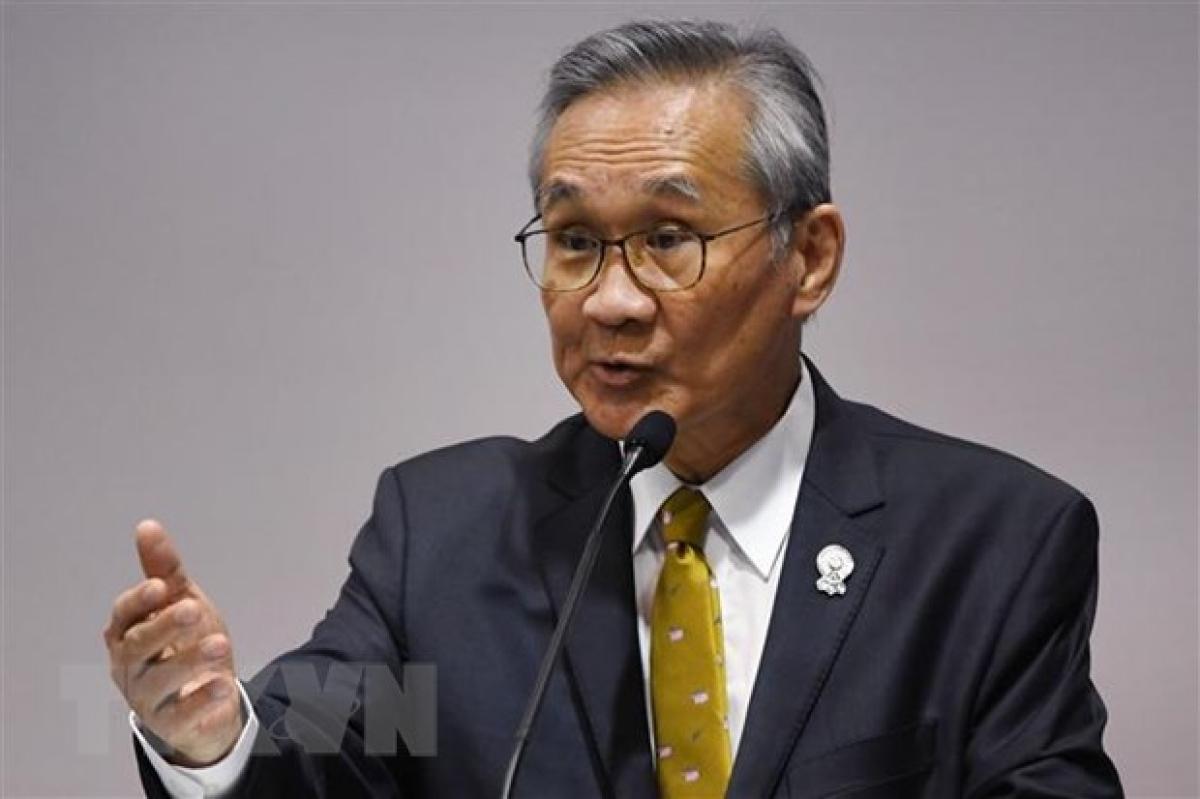 Ông Don Pramudwinai - Ảnh: AFP/TTXVN.