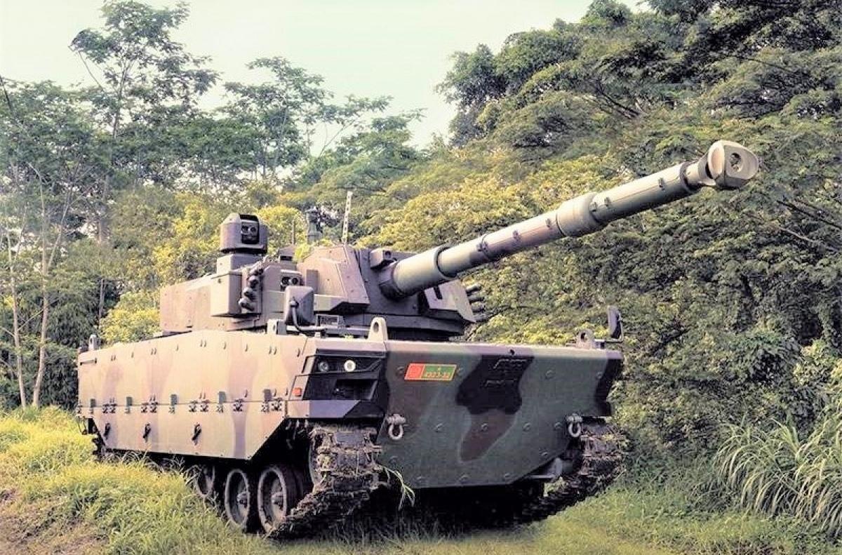 Xe tăng Kaplan MT/Harimau đang được hy vọng xuất khẩu cho thị trường ngoài nước. Nguồn: topwar.ru