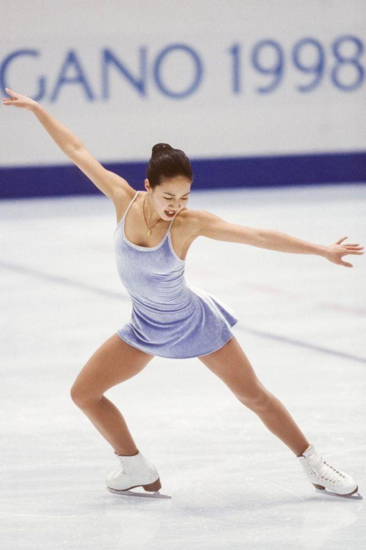 Michelle Kwan.