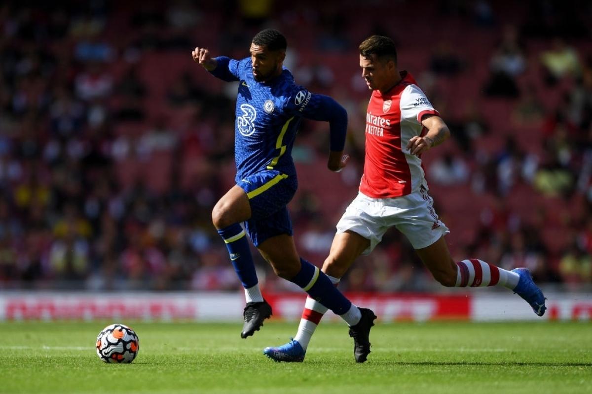 Về cuối trận, 2 đội đều có những cơ hội nhưng không ghi được thêm bàn thắng.