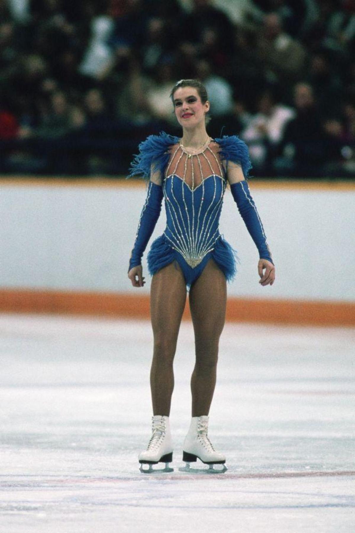Katarina Witt.
