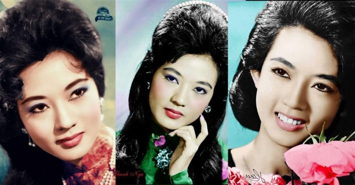 Nữ nghệ sĩ tài sắc Thanh Nga.