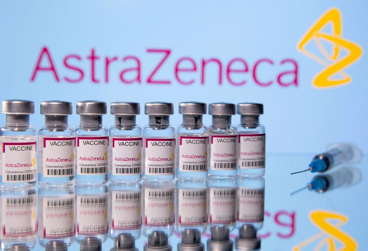 AstraZeneca is one of the six COVID-19 vaccines approved for use in Vietnam. (Photo: Reuters)