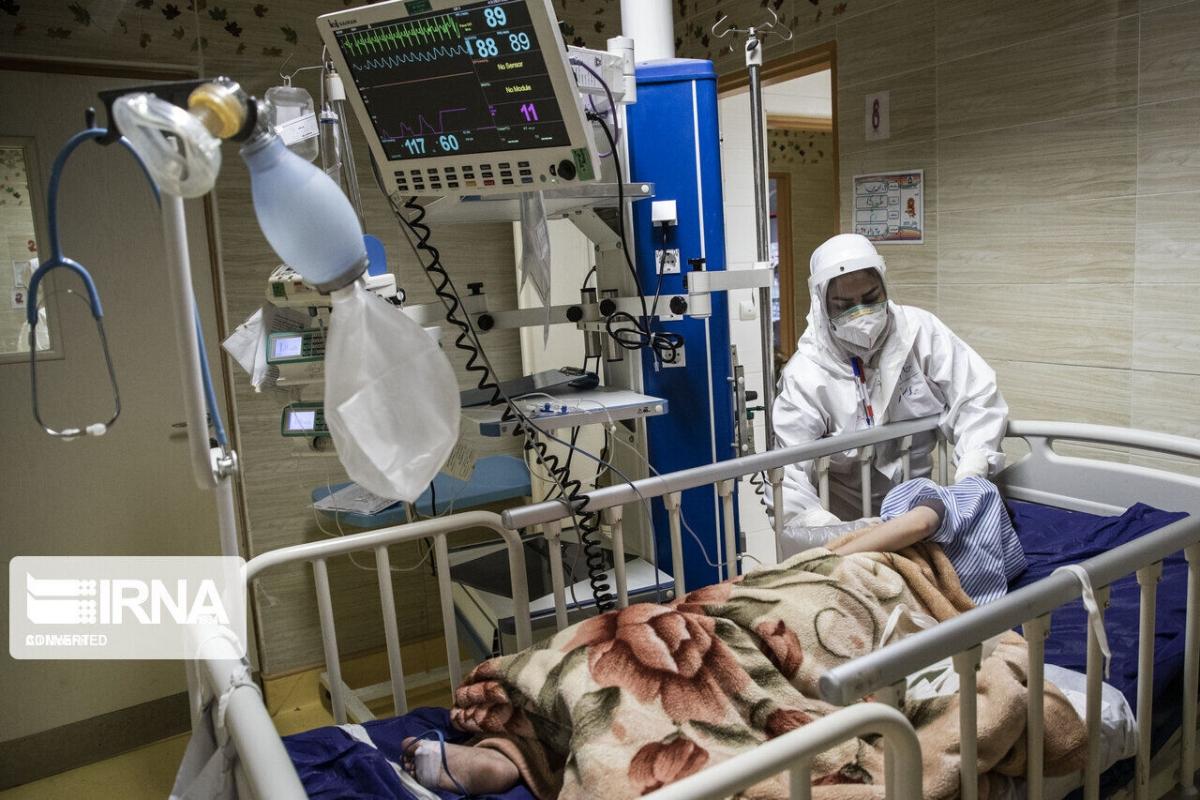 Iran số ca mắc covid-19 tăng cao kỷ lục. Ảnh: IRNA