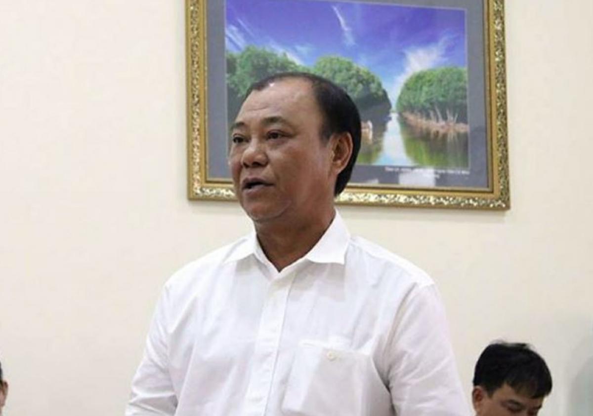 Ông Lê Tấn Hùng- cựu Tổng Giám đốc Tổng Công ty Nông nghiệp Sài Gòn (SAGRI) bị khai trừ khỏi Đảng.