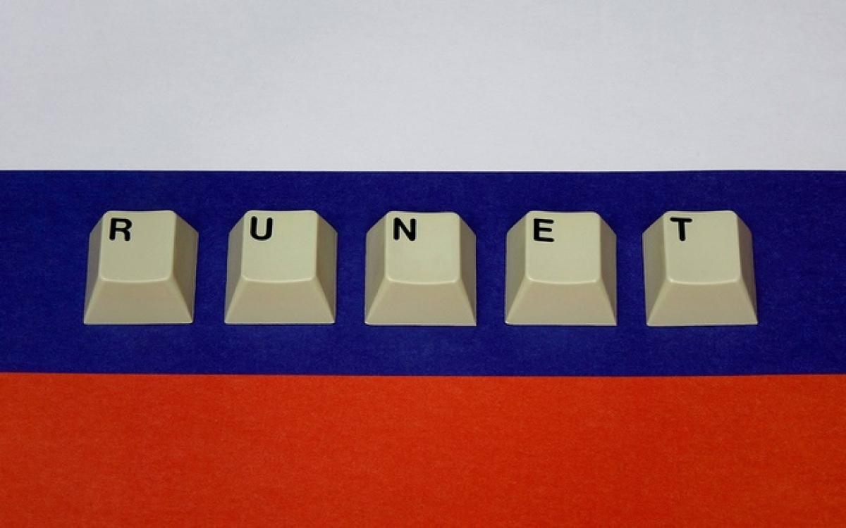 Hình ảnh mang tính biểu tượng về mạng Runet Nga. Nguồn: Legion Media.