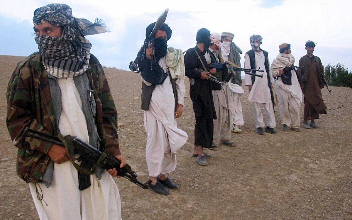 Lực lượng Taliban. Ảnh: Nypost.
