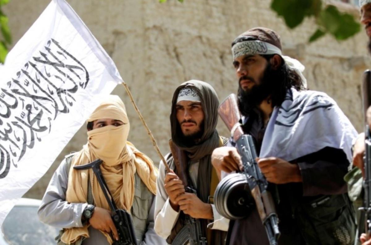 Taliban tuyên bố chiếm được thành phố lớn thứ hai tại Afghanistan. Ảnh: Reuters