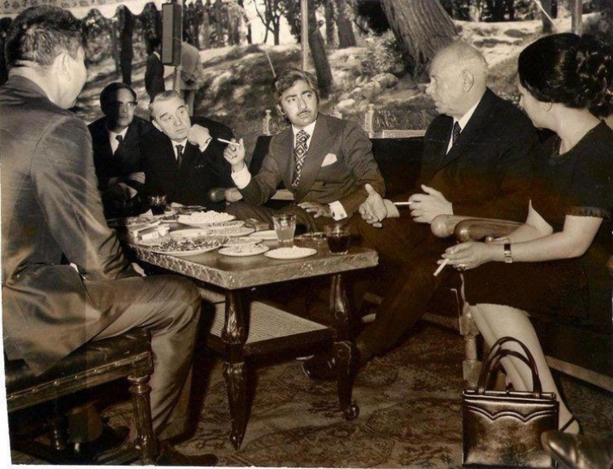Cuộc sống ở Kabul vào những năm 1950 - 1970.