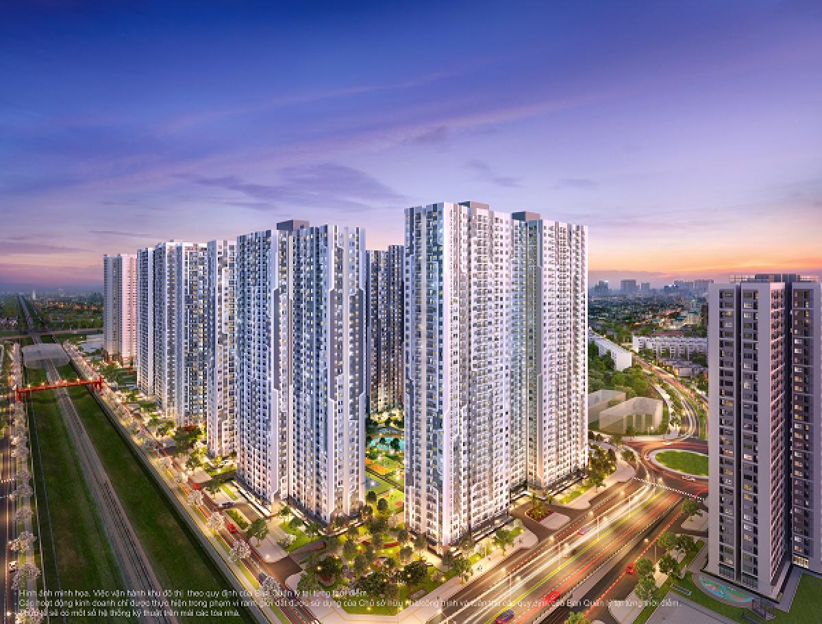 The Miami được bảo chứng giá trị lâu dài và tăng theo thời gian nhờ phong cách thiết kế độc đáo và hệ sinh thái tiện ích đủ đầy.