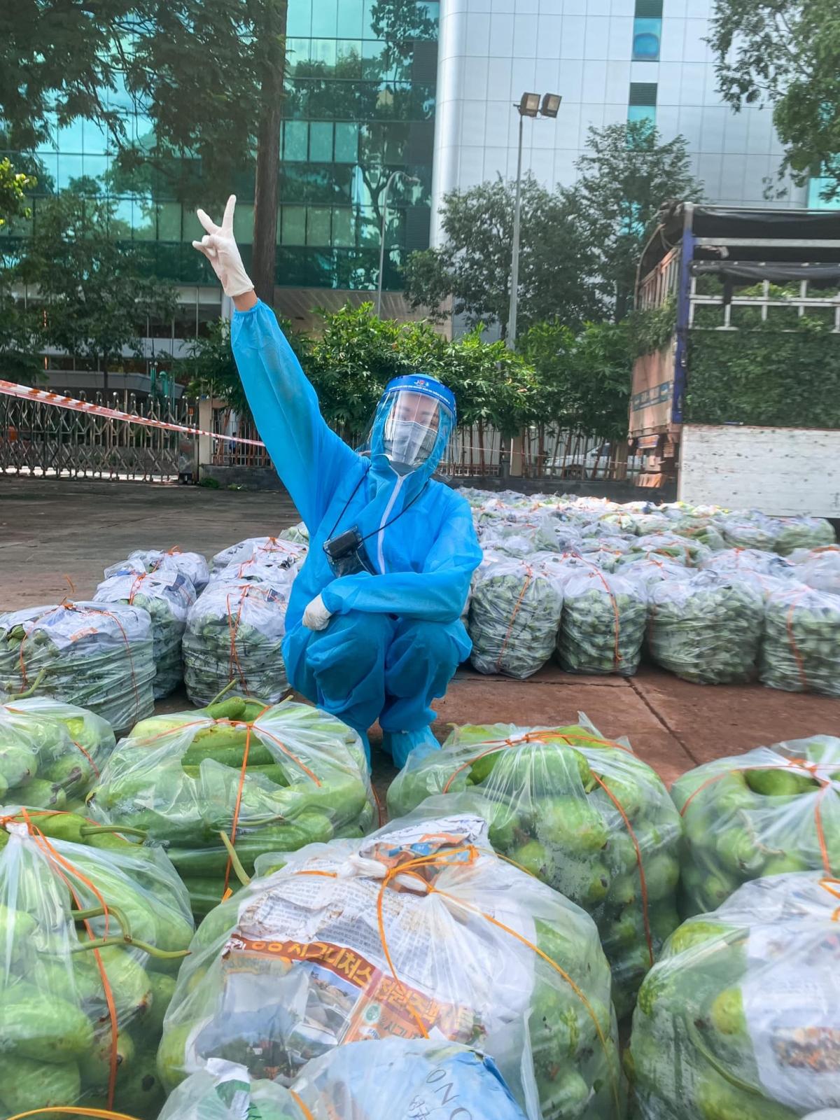 Sau 4 đợt thực hiện thành công, dự án tiếp tục triển khai đợt 5 với sự tham gia đồng hành cùng tổ chức Hoa hậu Hoàn vũ Việt Nam, trong việc tiếp nhận nguồn quyên góp và đặt mua lương thực thực phẩm với mức chi phí ưu đãi nhất và trao tặng cho các đối tượng ưu tiên.
