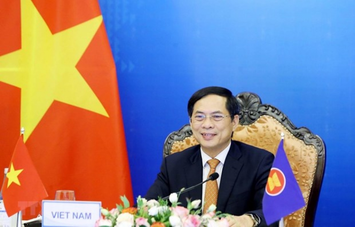 Foreign Minister Bui Thanh Son(Photo: VNA)