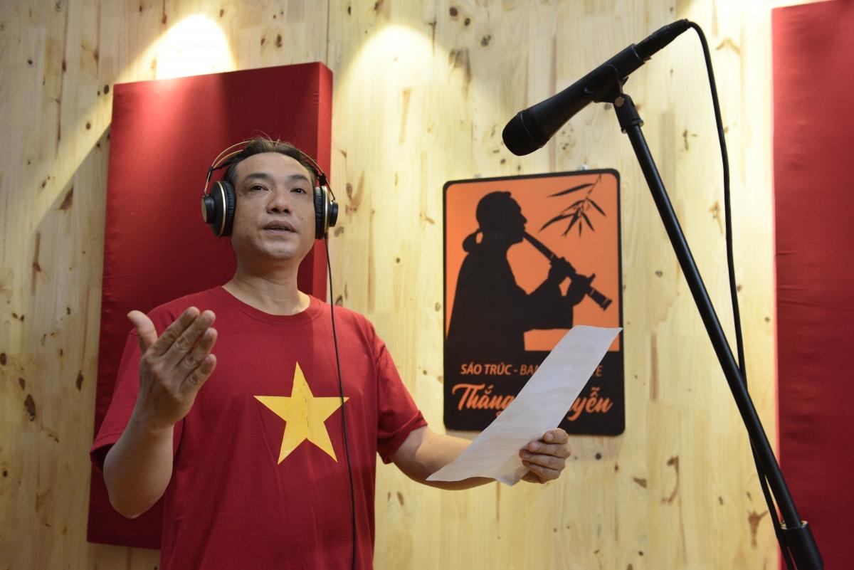Nhạc sĩ Nguyễn Thắng.