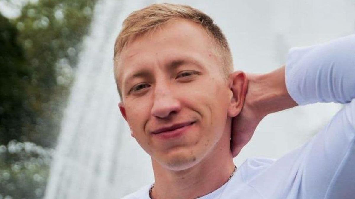 Nhà hoạt động đối lập Belarus Vitaly Shishov. Ảnh: Reuters