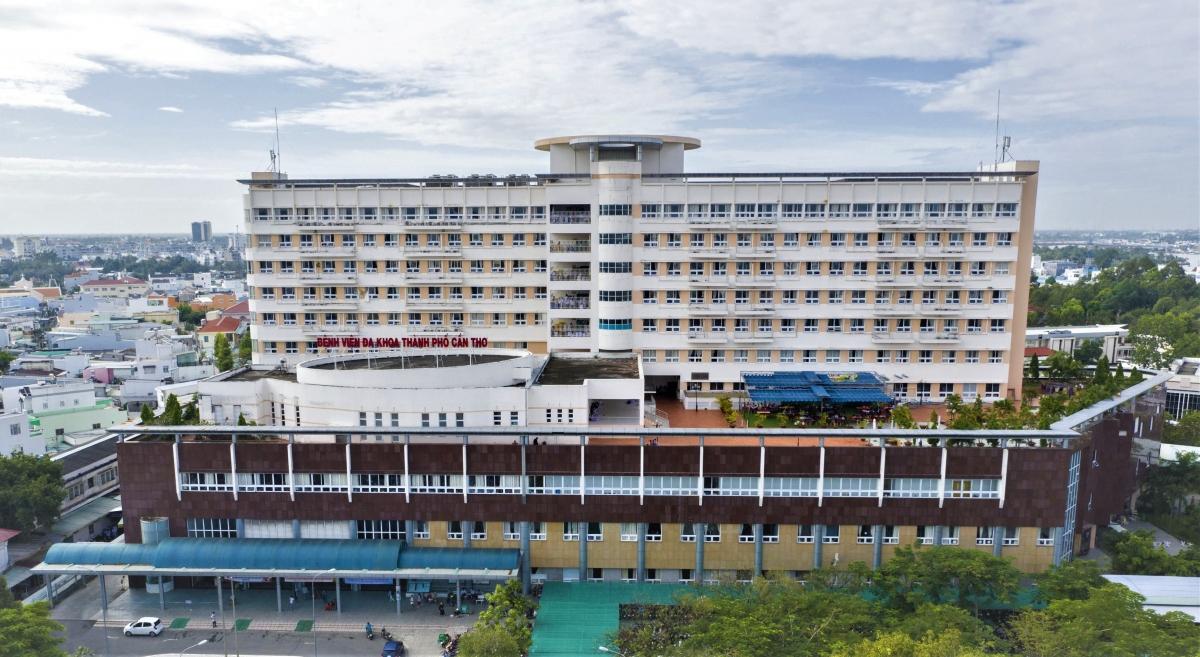 Bệnh viện Đa khoa thành phố Cần Thơ sẽ chuyển đổi một phần công năng để tiếp nhận, điều trị bệnh nhân mắc COVID-19.