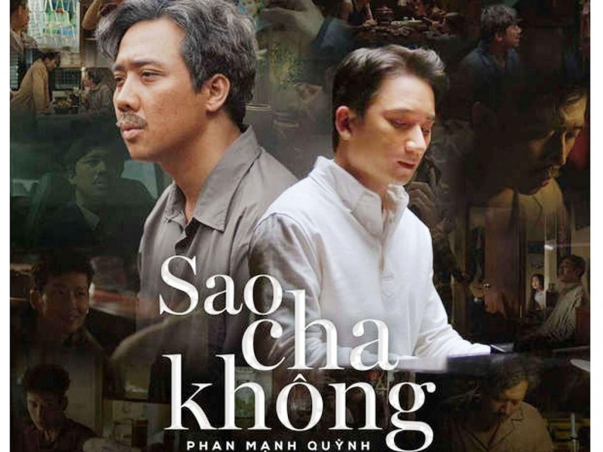 Phan Mạnh Quỳnh từng gây sốt với ca khúc Sao cha không - nhạc phim Bố già
