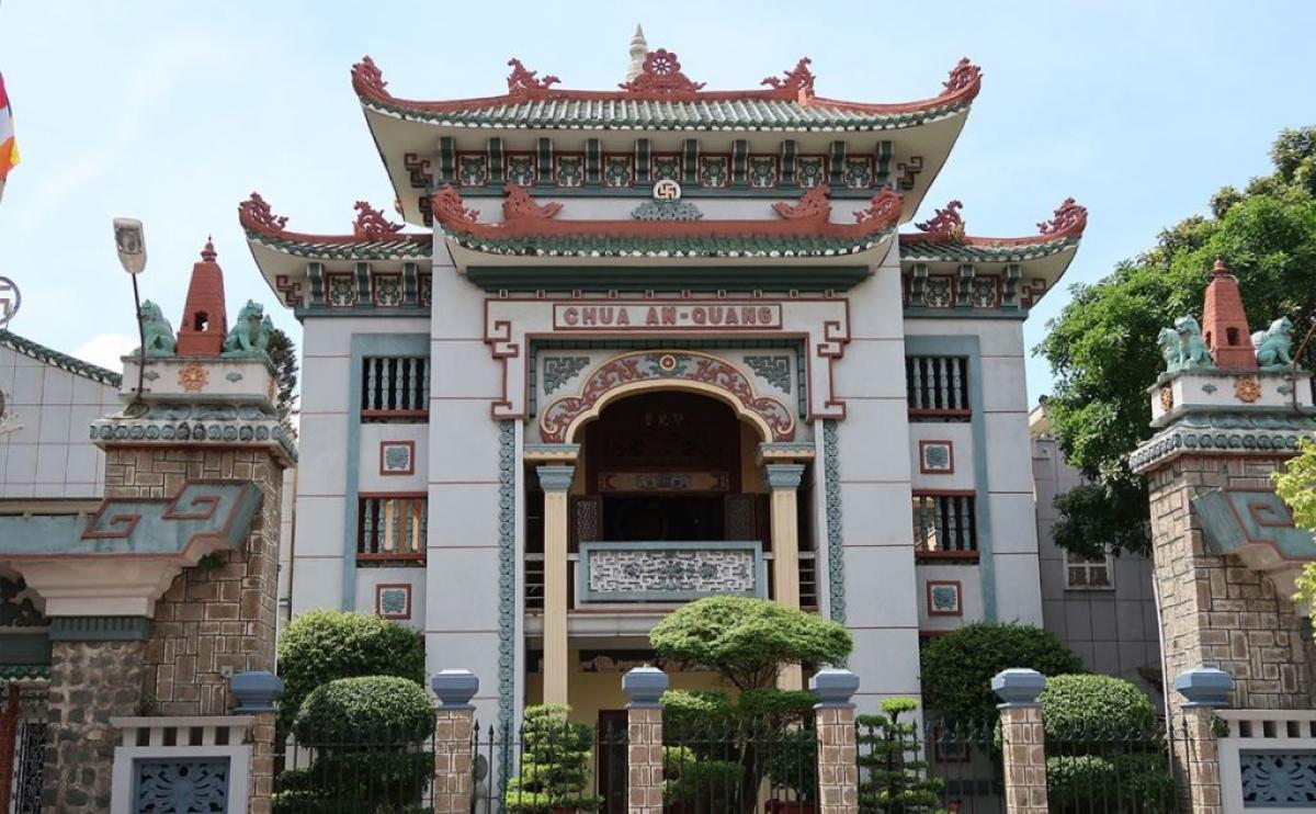 Xuất hiện ổ dịch Covid-19 tại chùa Ấn Quang-TP.HCM