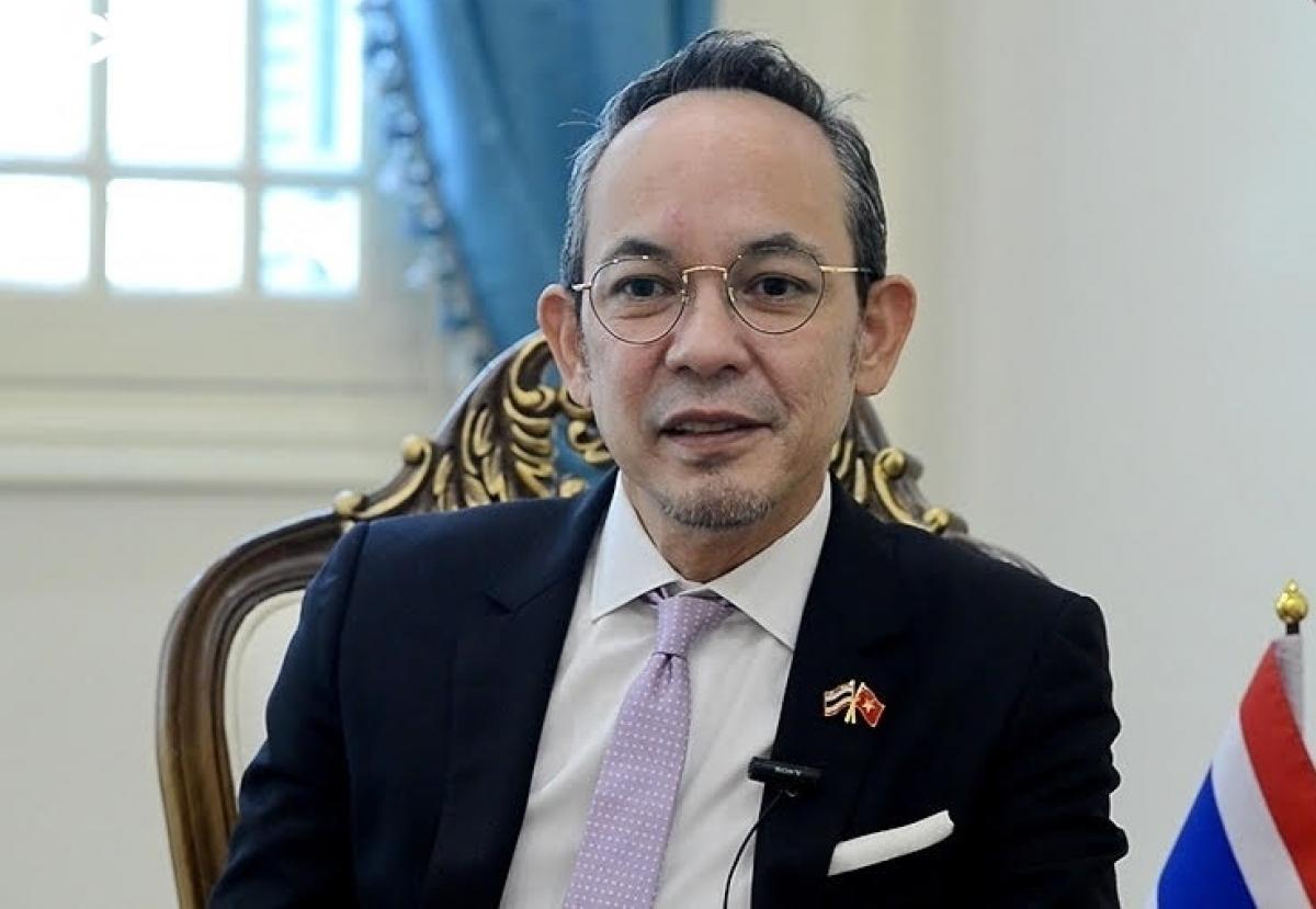Đại sứ Thái Lan tại Việt Nam Nikorndej Balankura