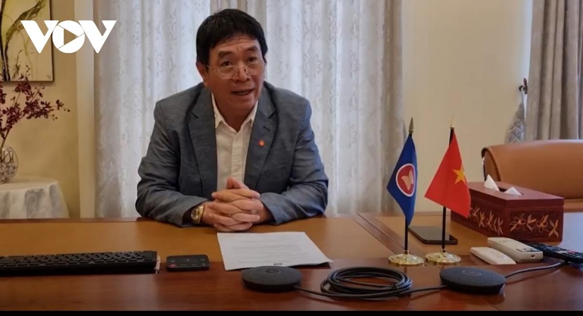 Đại sứ Nguyễn Hải Bằng, Trưởng Phái đoàn Việt Nam tại ASEAN