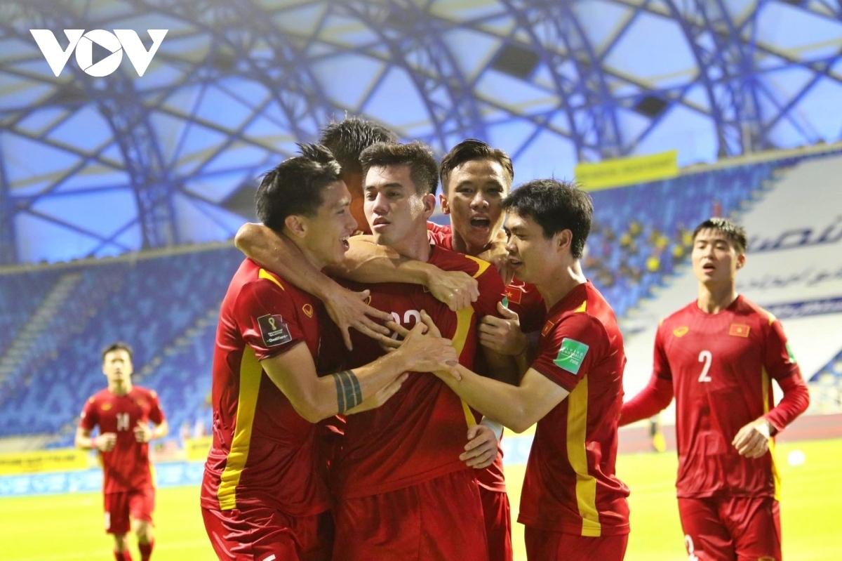 ĐT Việt Nam chính thức tập trung chuẩn bị cho các trận đấu đầu tiên ở vòng loại thứ ba World Cup 2022.