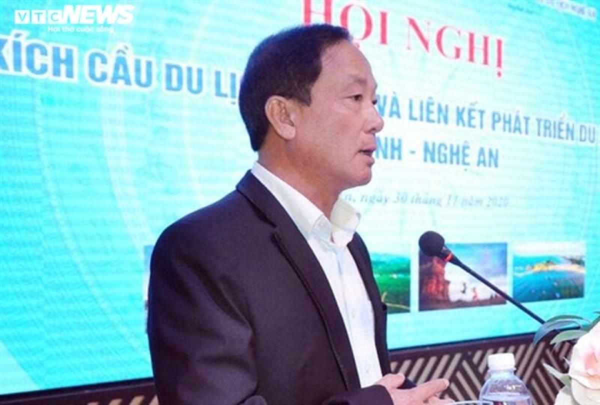 Ông Nguyễn Văn Dũng bị tạm đình chỉ công tác 30 ngày. (Ảnh: VTC News)