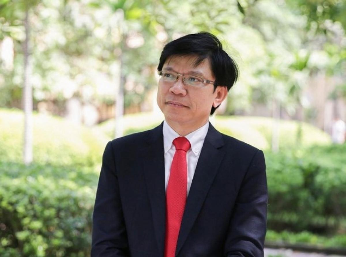GS.TS Hoàng Anh Tuấn, Hiệu trưởng Trường Đại học Khoa học Xã hội và Nhân văn.