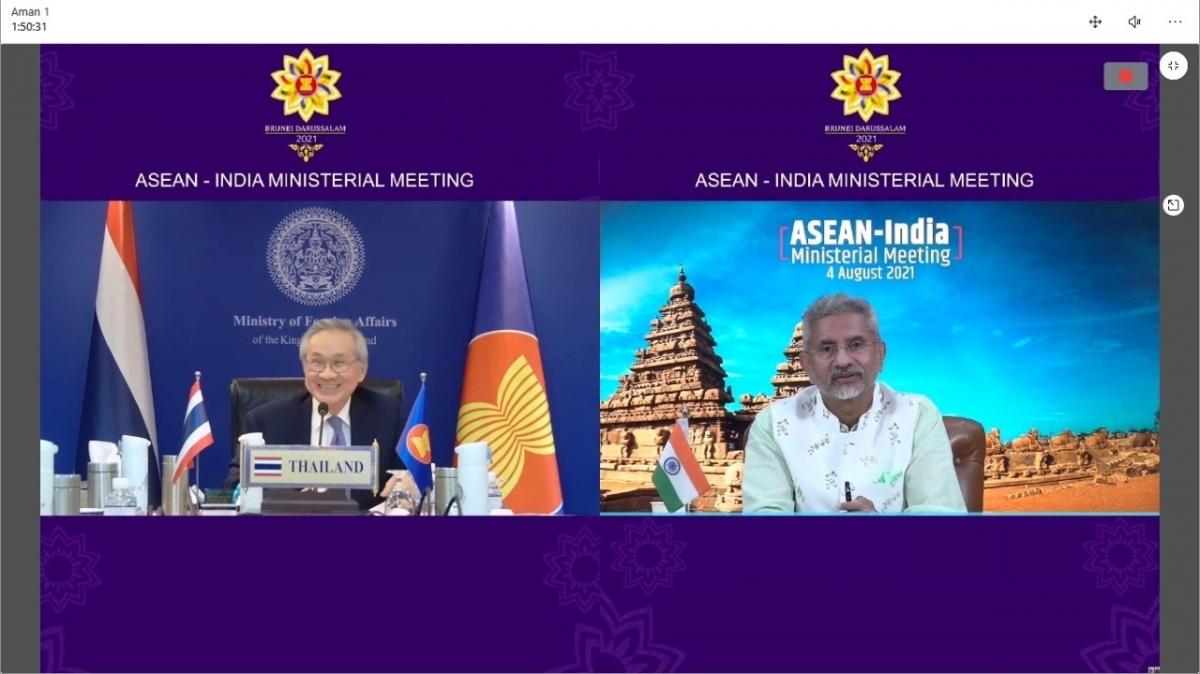 Hội nghị Bộ trưởng Ngoại giao ASEAN-Ấn Độ