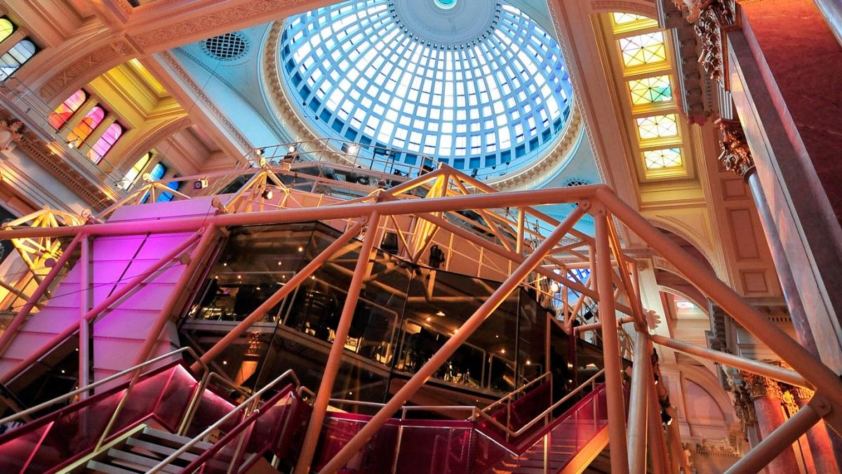 Nhà hát Royal Exchange. Nguồn: Timeout
