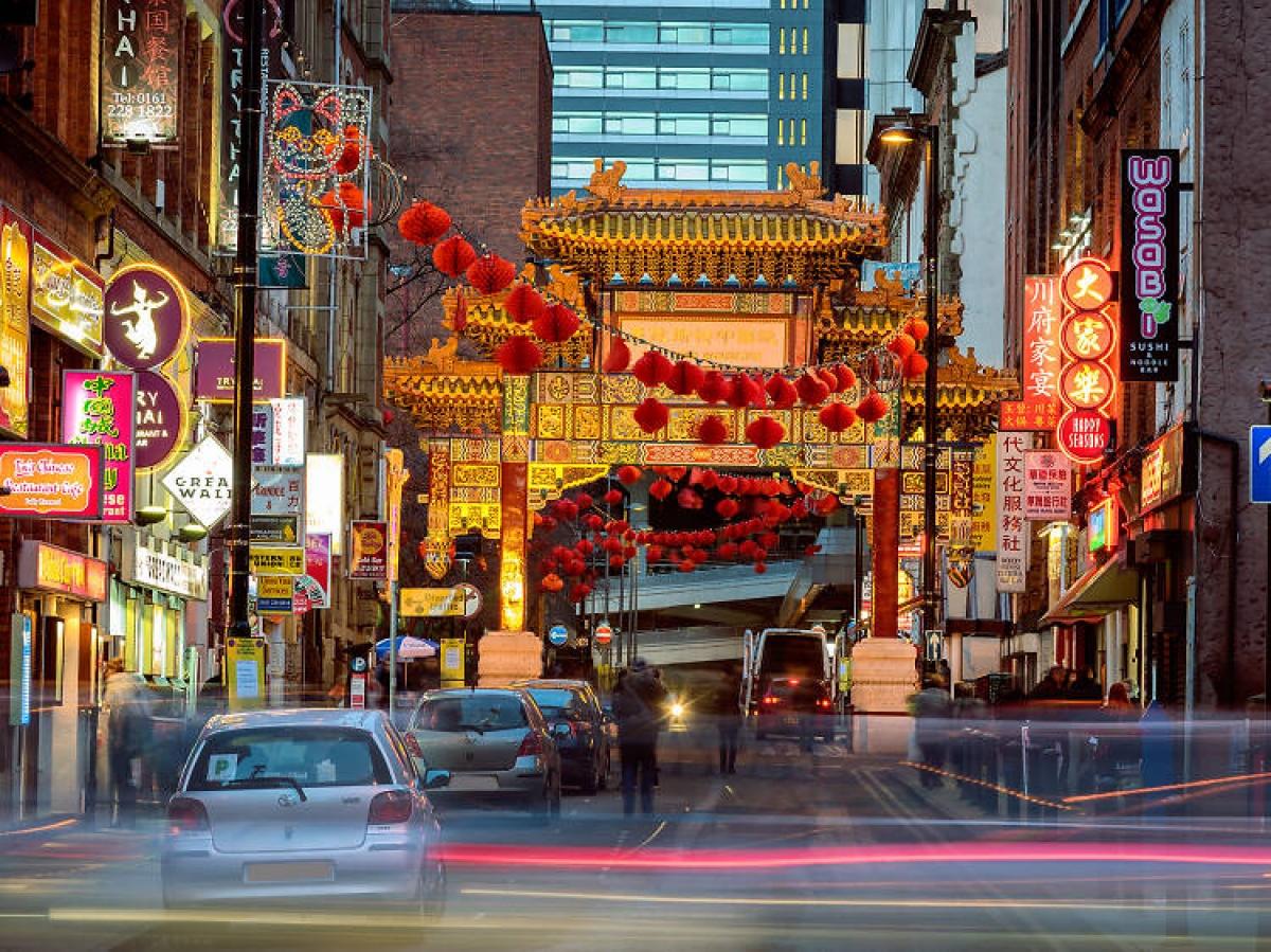 Khu phố Trung Quốc.Nguồn: Timeout