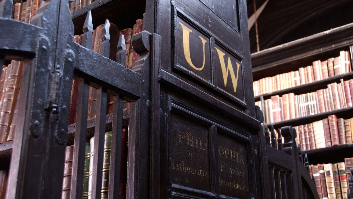 Thư viện Chetham. Nguồn: Timeout