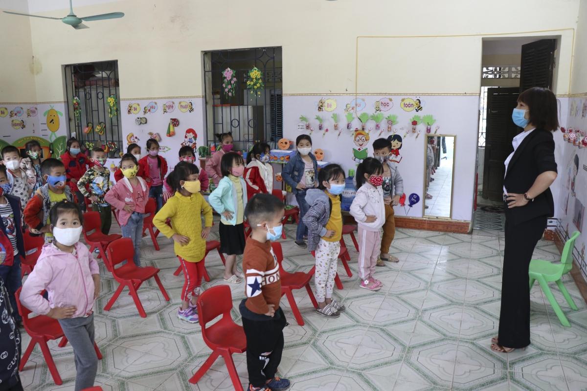 Tỉnh Điện Biên đang thiếu gần 1.200 giáo viên bậc học mầm non.