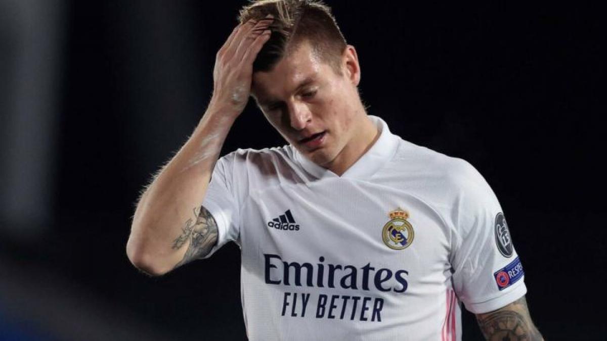 Kroos dính chấn thương phải nghỉ thi đấu khoảng 1 tháng (Ảnh: AS).