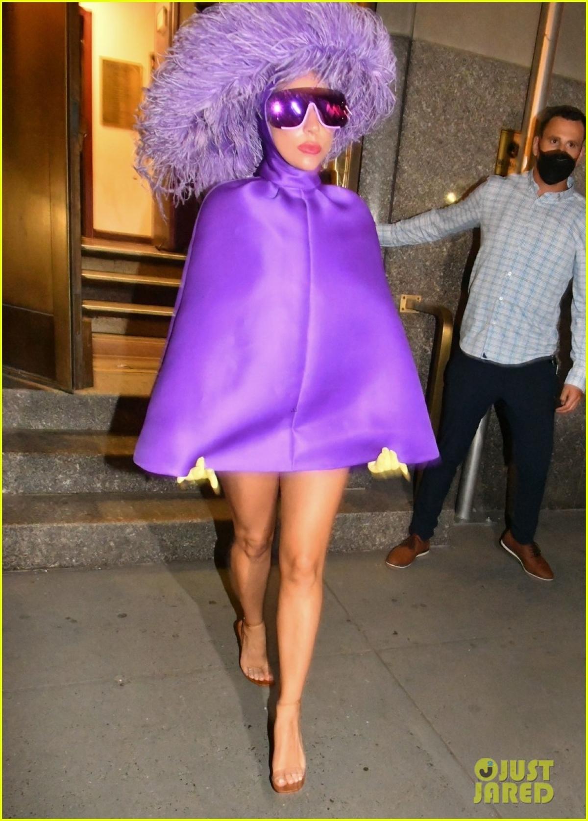 """Lady Gaga luôn gây ấn tượng bởi gu thời trang đẳng cấp, """"độc lạ""""."""