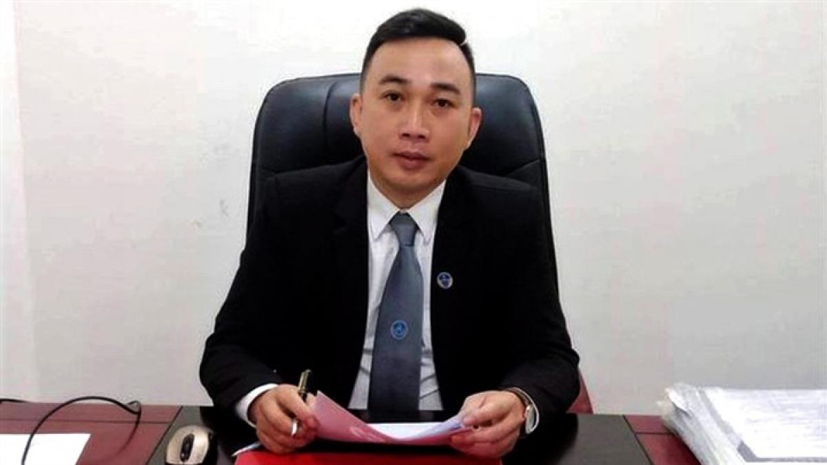 Luật sư Diệp Năng Bình (Trưởng Văn phòng luật sư Tinh Thông Luật, Đoàn luật sư TP. HCM).