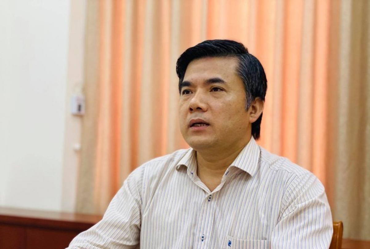 Ông Bùi Văn Linh,Vụ trưởng Vụ Giáo dục Chính trị và Công tác học sinh, sinh viên (Bộ GD-ĐT).