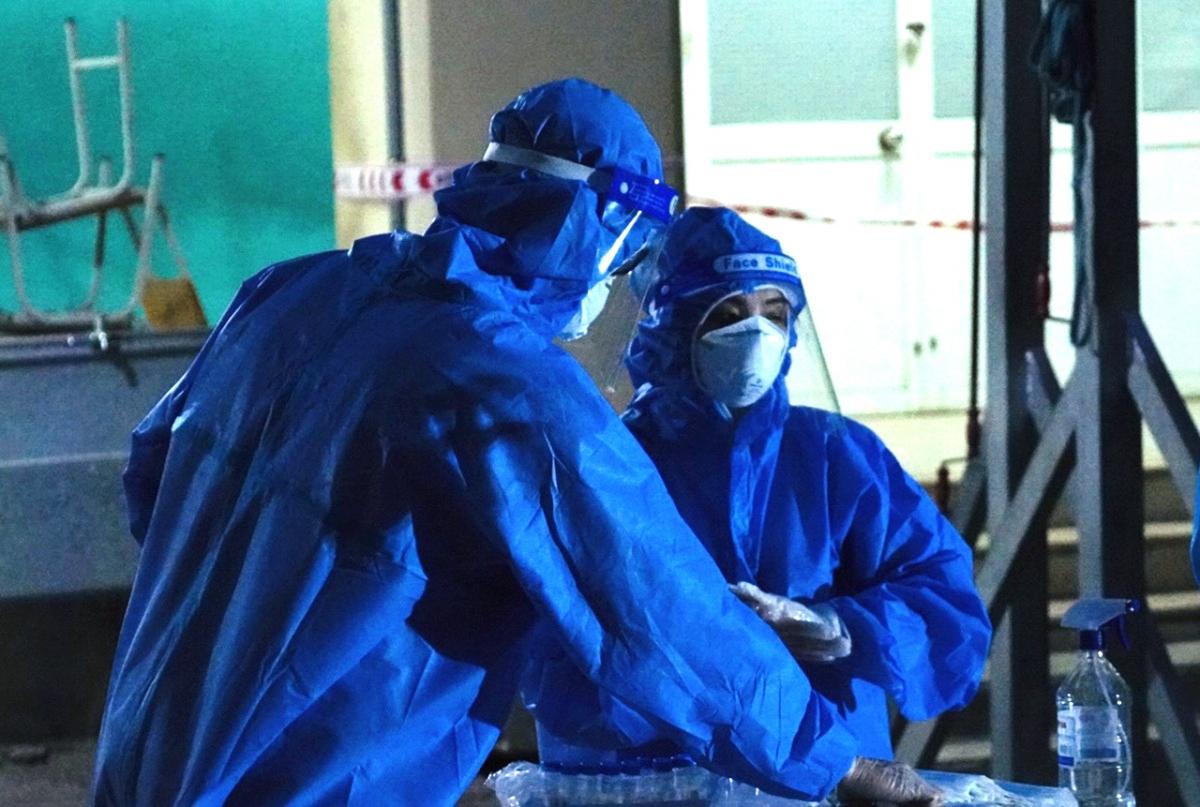 TP Hải Phòng xin mượn 500.000 liều vaccine Sinopharm.