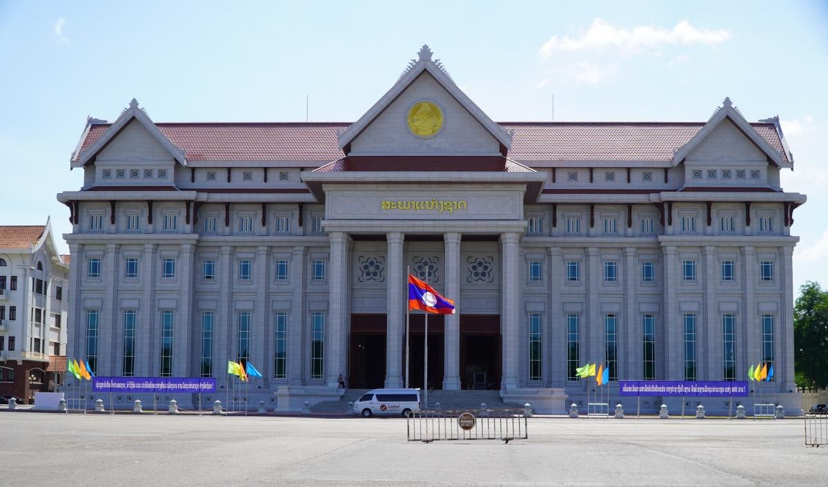 Tòa nhà Quốc hội Lào
