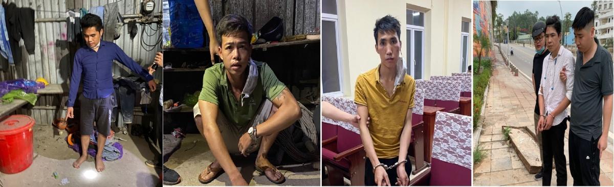 Công an TP Hạ Long triệt phá ổ nhóm mua bán ma túy trong công trường xây dựng