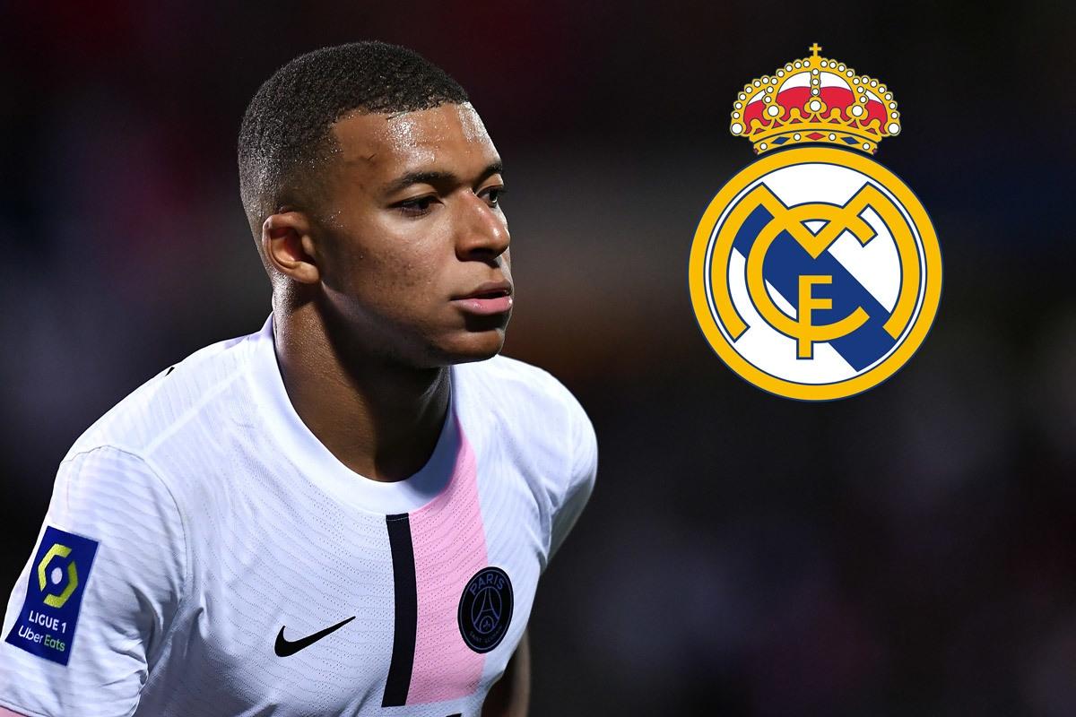 Real Madrid chưa từ bỏ thương vụ Mbappe.