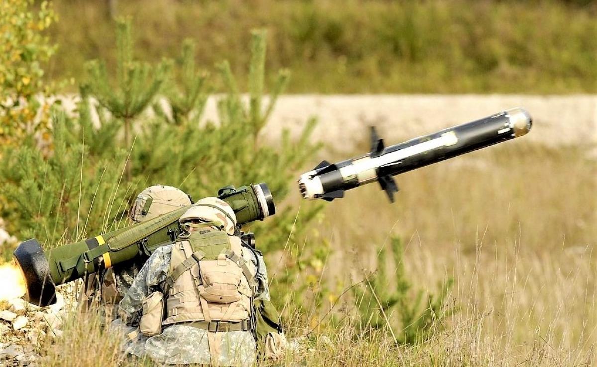 Thái Lan có thương vụ vũ khí thứ tư với Mỹ kể từ năm tài chính 2017, mua tên lửa chống tăng vác vai FGM-148 Javelin và các thiết bị liên quan. Nguồn: Military Leak