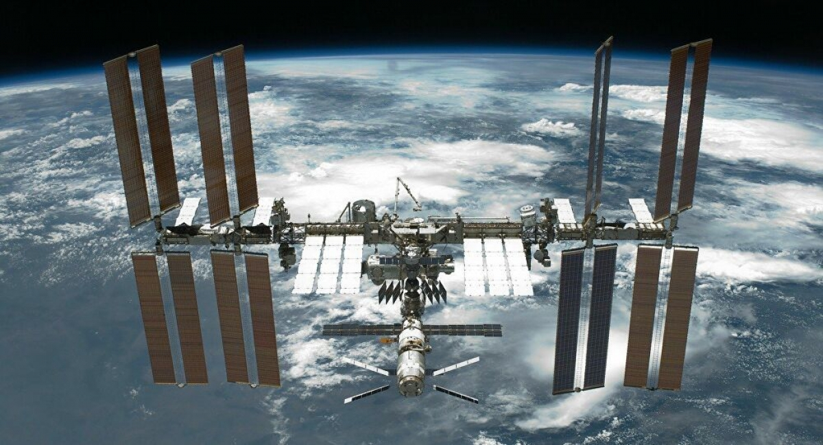 Nga dự định rút khỏi ISS vào năm 2028, xây trạm vũ trụ riêng. Ảnh: Sputnik