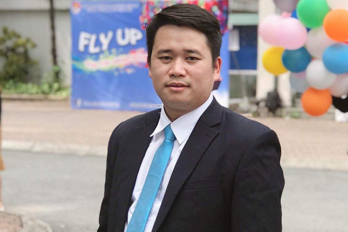Th.S Ngô Thế Nghị, giảng viên Học viện Thanh thiếu niên Việt Nam.