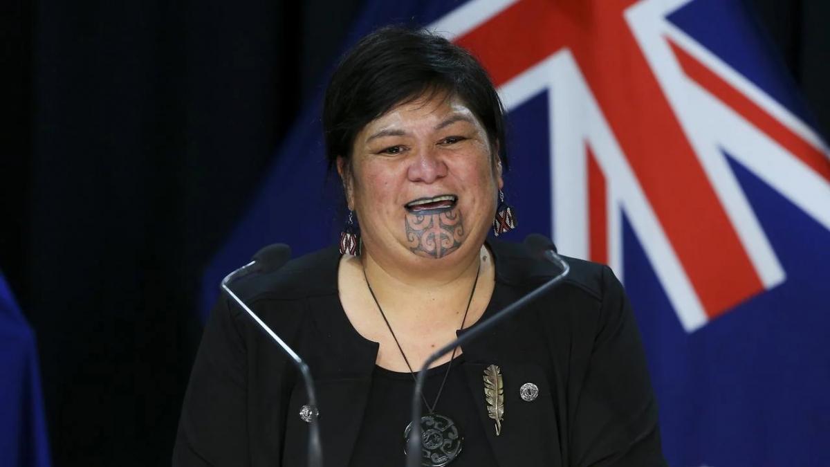 Ngoại trưởng New Zealand Nanaia Mahuta. Ảnh: The Australian