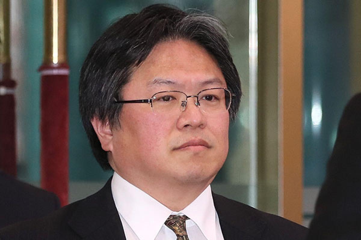 Công sứ Nhật Bản tại Hàn Quốc ông Soma Hirohisa