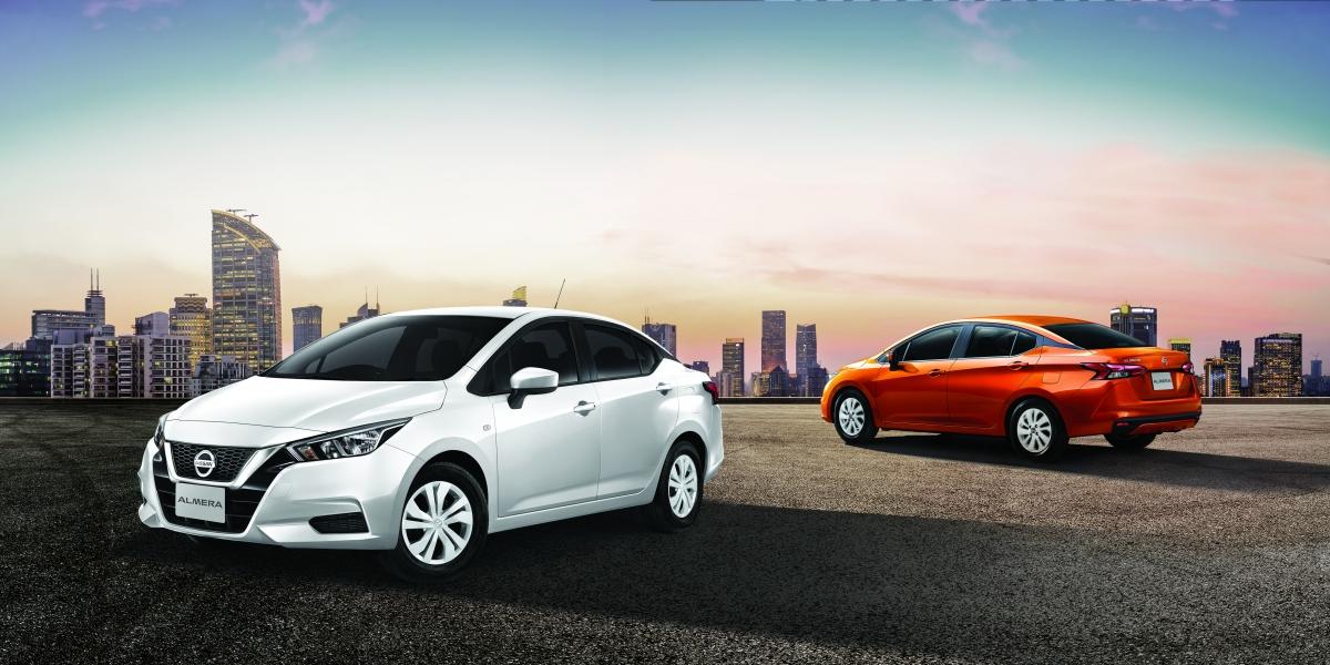 Nhằm thay thế cho mẫu Nissan Sunny tại Việt Nam, Almera là mẫu xe nằm ở phân khúc sedan hạng B và cạnh tranh với các đối thủ: Toyota Vios, Hyundai Accent... So với mẫu Sunny, Nissan Almera có thiết kế hoàn toàn khác biết với vẻ ngoài cá tính và hiện đại hơn rất nhiều.