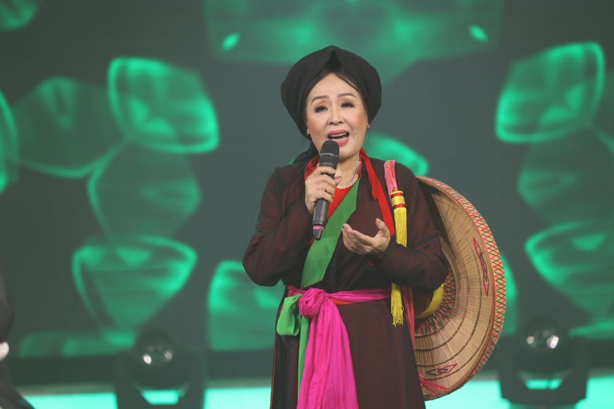 NSND Thu Hiền.