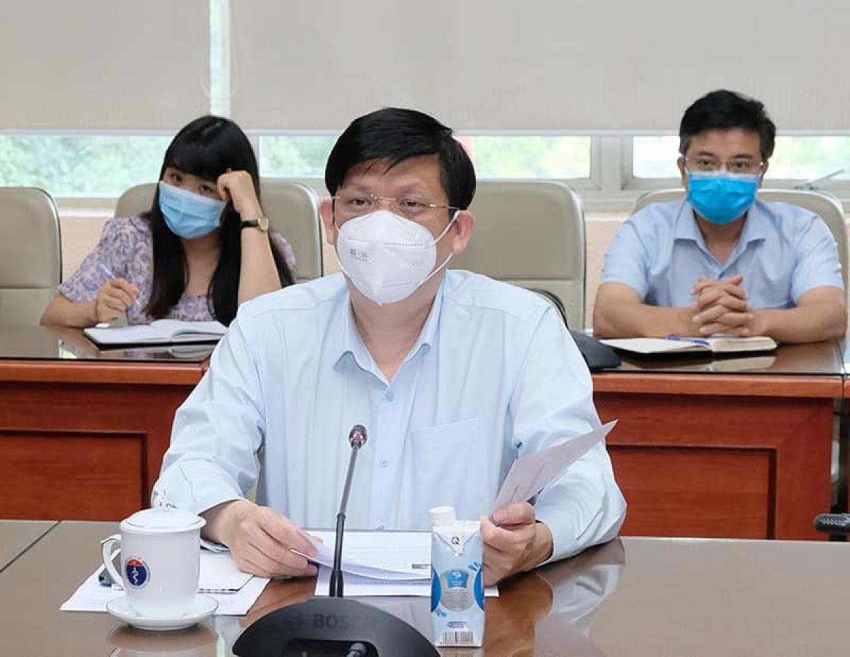 Bộ trưởng Nguyễn Thanh Long cho biết, Việt Nam sớm nhận được thêm vaccine viện trợ của Hoa Kỳ ngay trong tháng 8, 9.